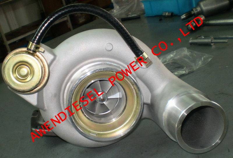 Turbocharger HX35W 3599811 4035044