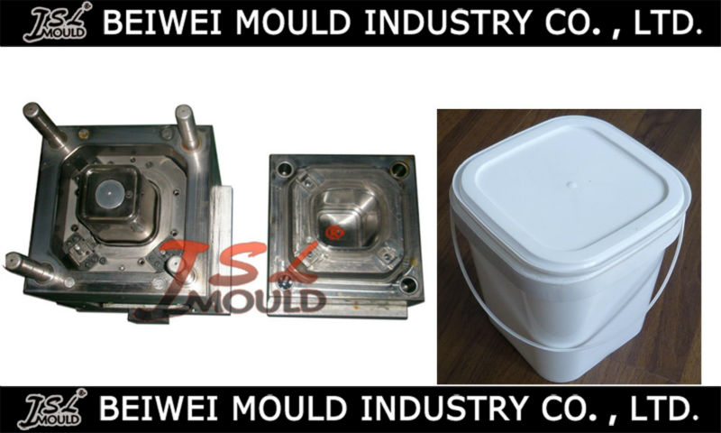 good price oil paint bucket injection mould