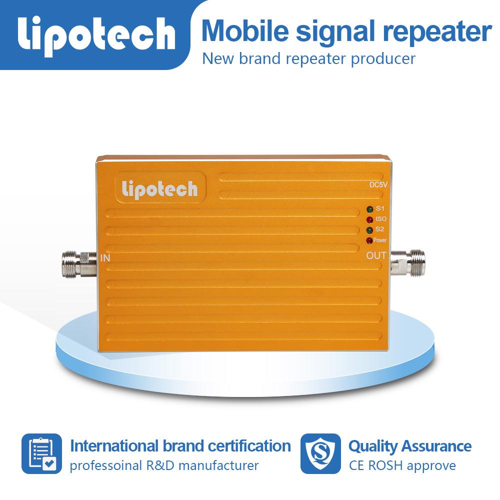Lintratek 3g repetidor de celular 3g 850 1900mhz cell phone signal booster 3g mobile booster