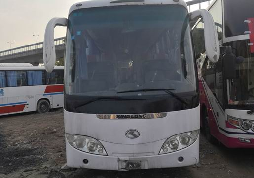 Year 2009 Kinglong Second-hand Bus, Odometer 497, Seat 55