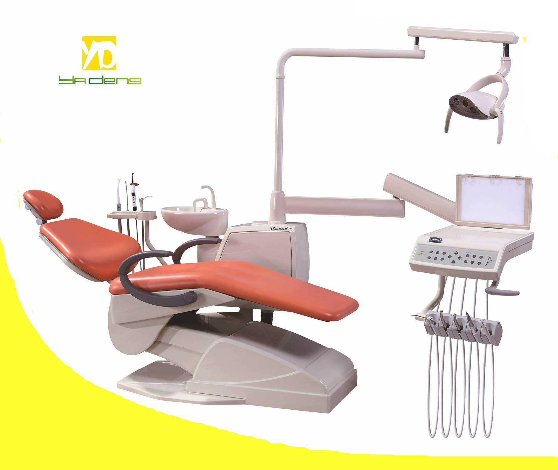Cheap Luxury Electricity Dental Chair YD - A2