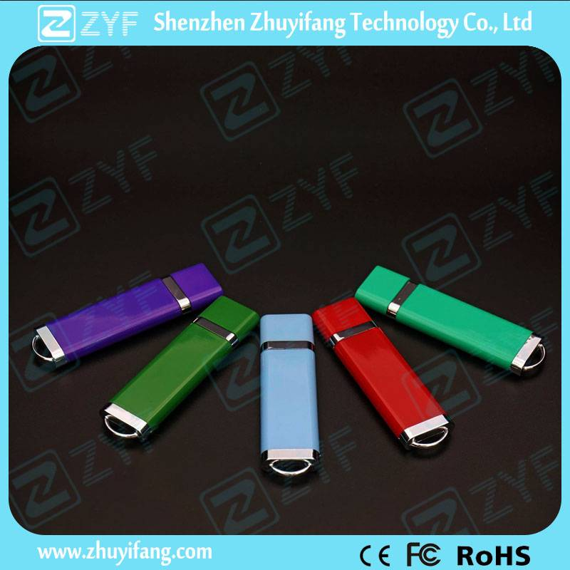Promotional Gift Plastic 8GB USB Flash Drive ZYF1263