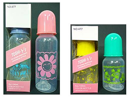 TOSHI Baby Bottle 8778 / 4774
