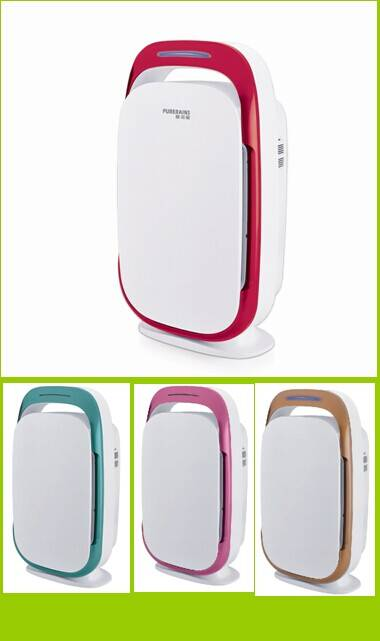 Home product 2014 fresh air purifier oxygen bar ionizer