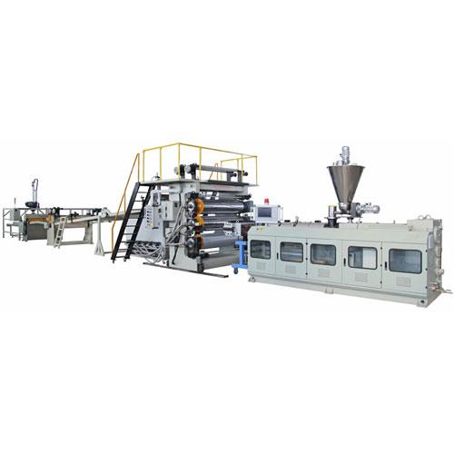 PVC Laminate Sheet Line