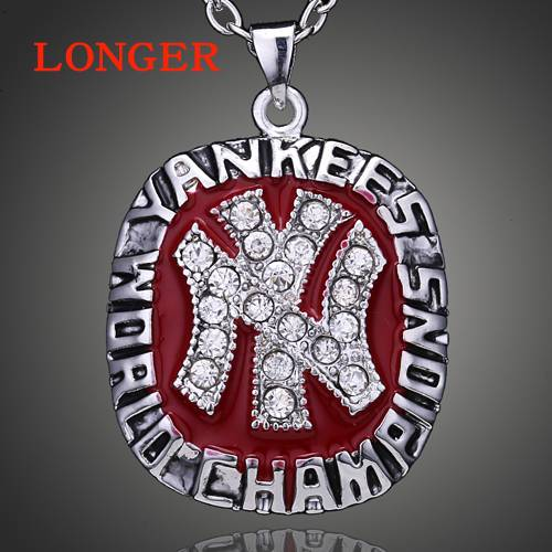 Sweat chain champion necklace