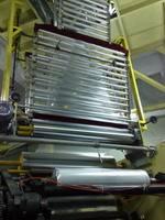 FD-POF1500 POF 3 layers heating shrinking blow film extrusion machine