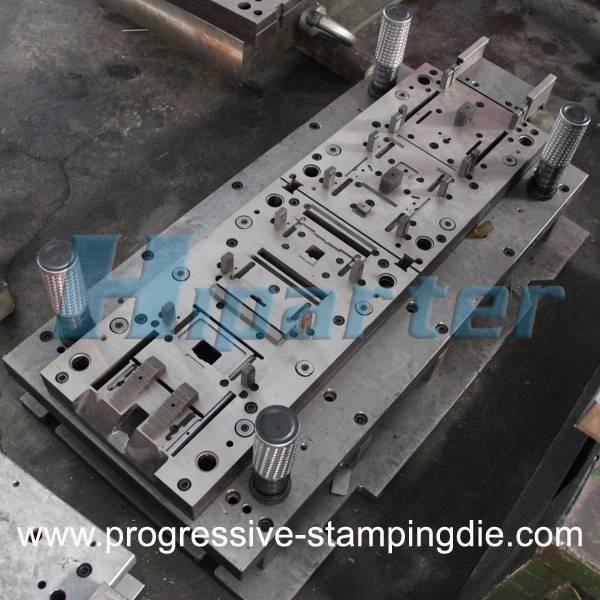 Sheet metal precision progressive stamping die/tool