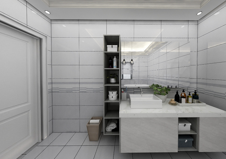 Ceramic Wall Tiles and Kitchen Tiles Glossy Tiles for Home Decoration and Projects (600X300mm)