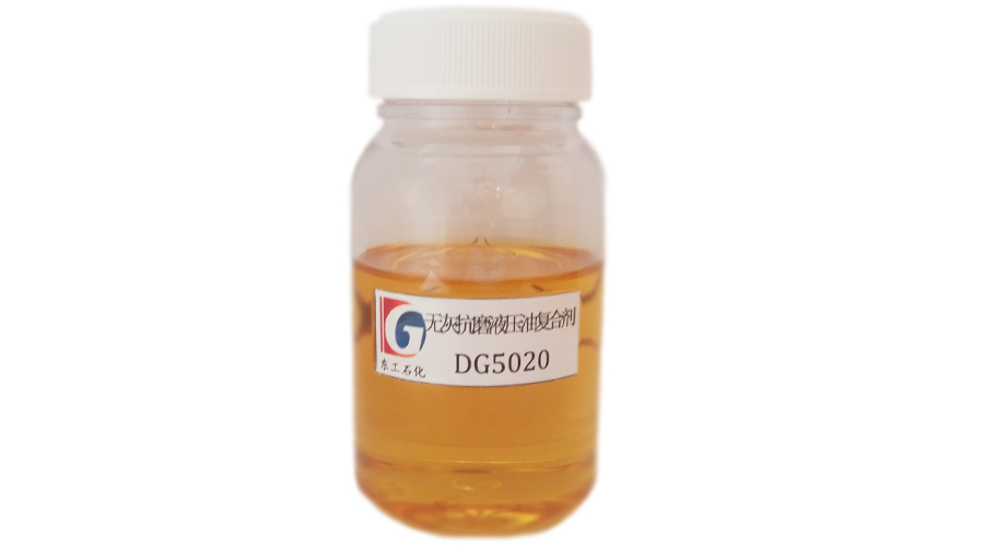 Ashless Antiwear Hydraulic Oil Additive Package DG5020