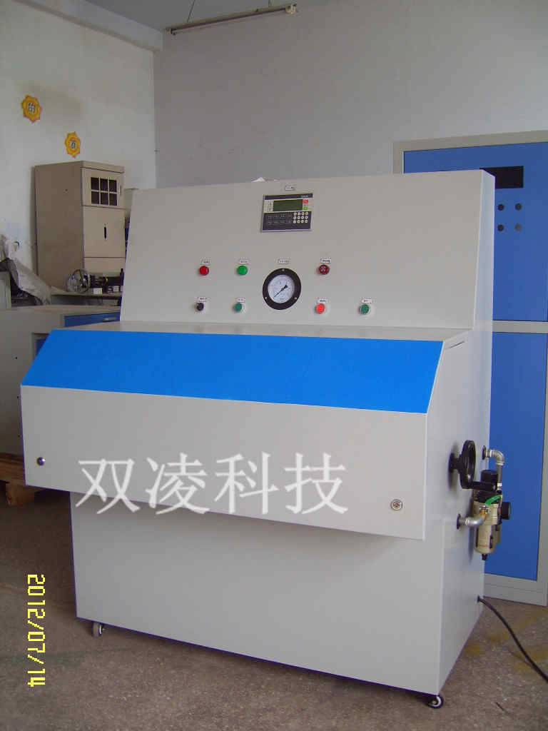 Automotive Rubber Diaphragm Brake Chamber Test Device