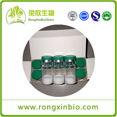 Legal peptides Cjc-1295 with / without Dac Human Peptides for Fat Burning 2mg / Vial with 99% purity