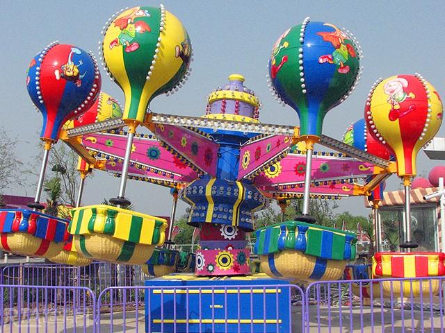 Amusement Park Rides Samba Balloon Outdoor Playground Equipment