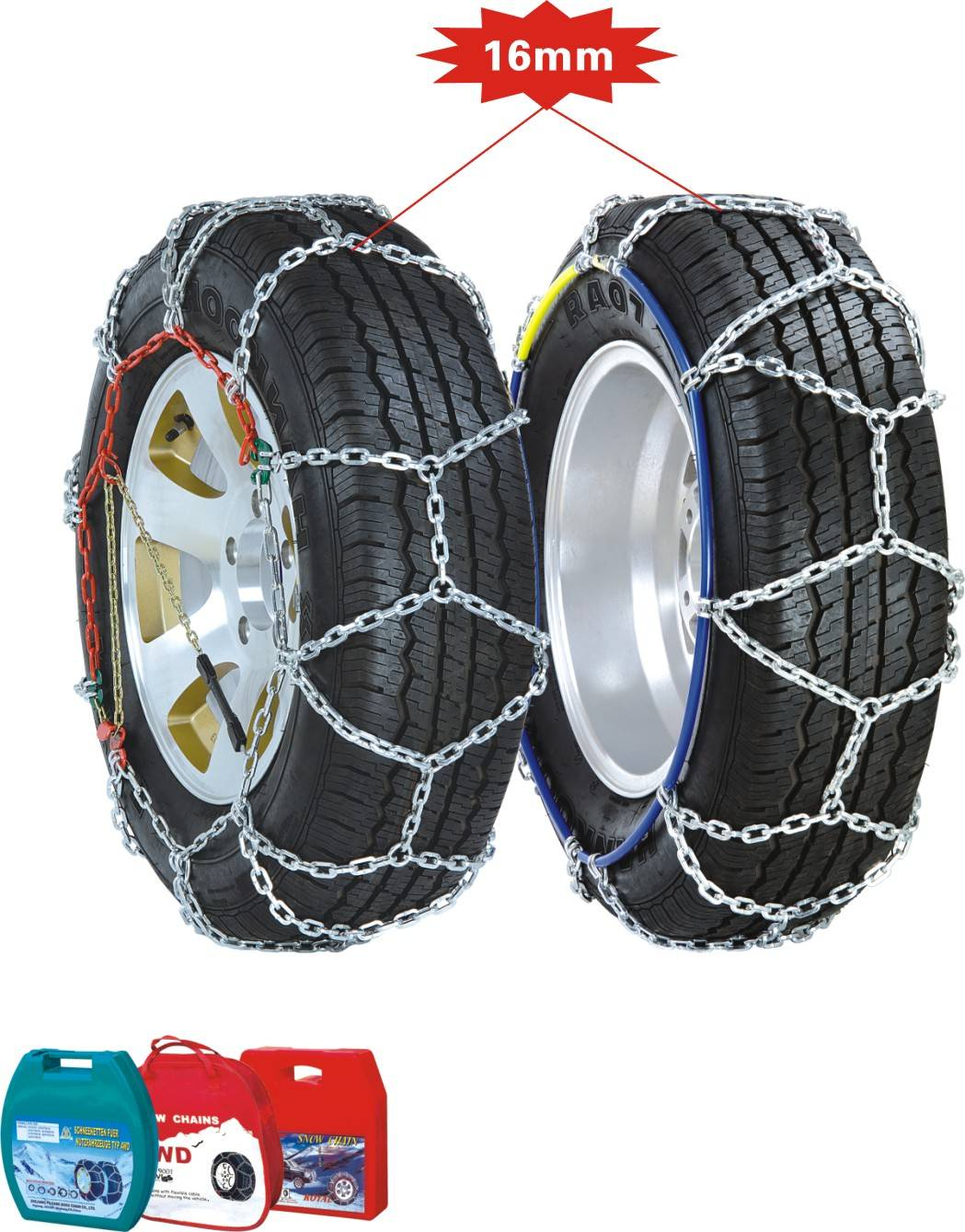 4WD series snow chain