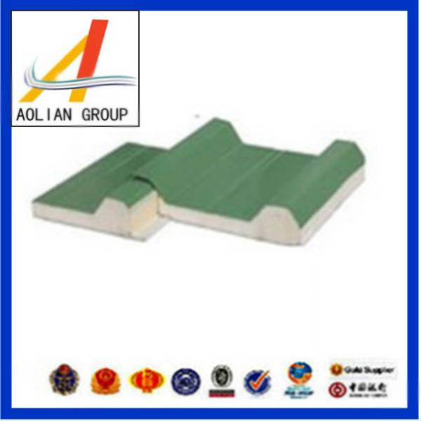 Building material of PU sandwich panel for construction