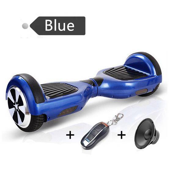 Bluetooth Self Balancing Electric Scooter Two Balance Wheels with 4400mah Battery 5 Colors Playing M