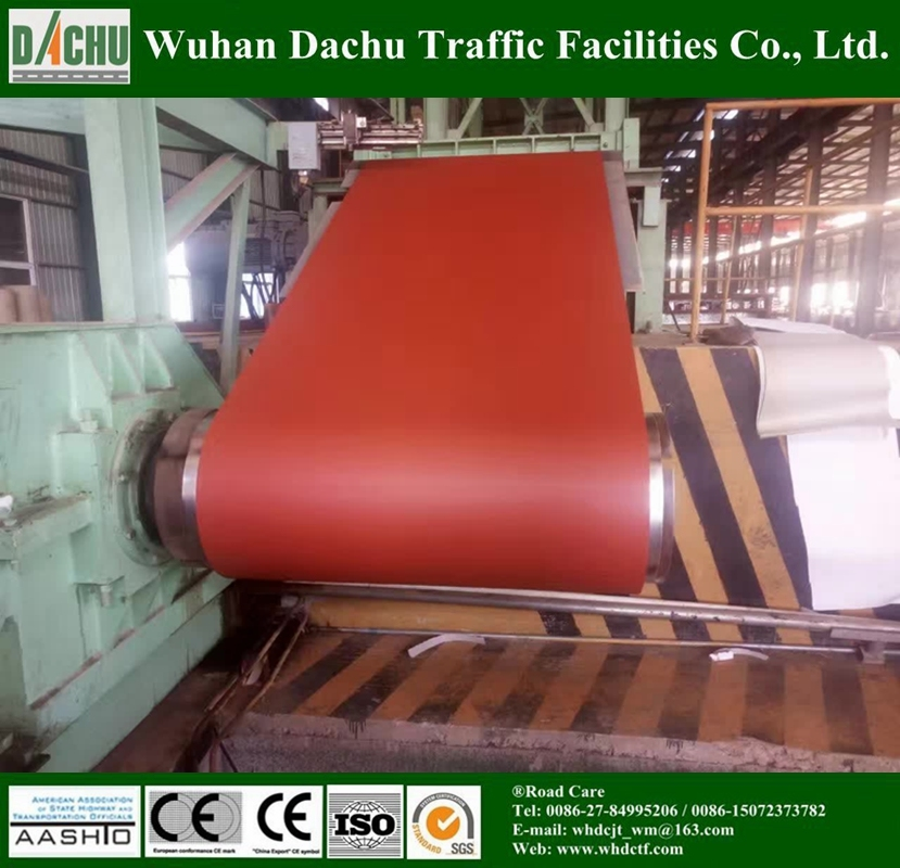 Galvanized Steel Coil with Different Colors