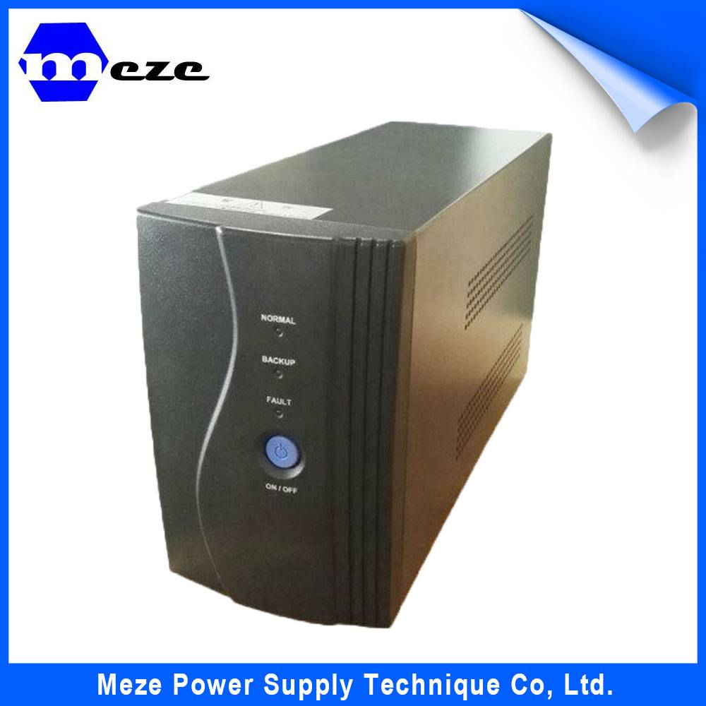 MINI High frequency 500va-3kva online UPS for computer power