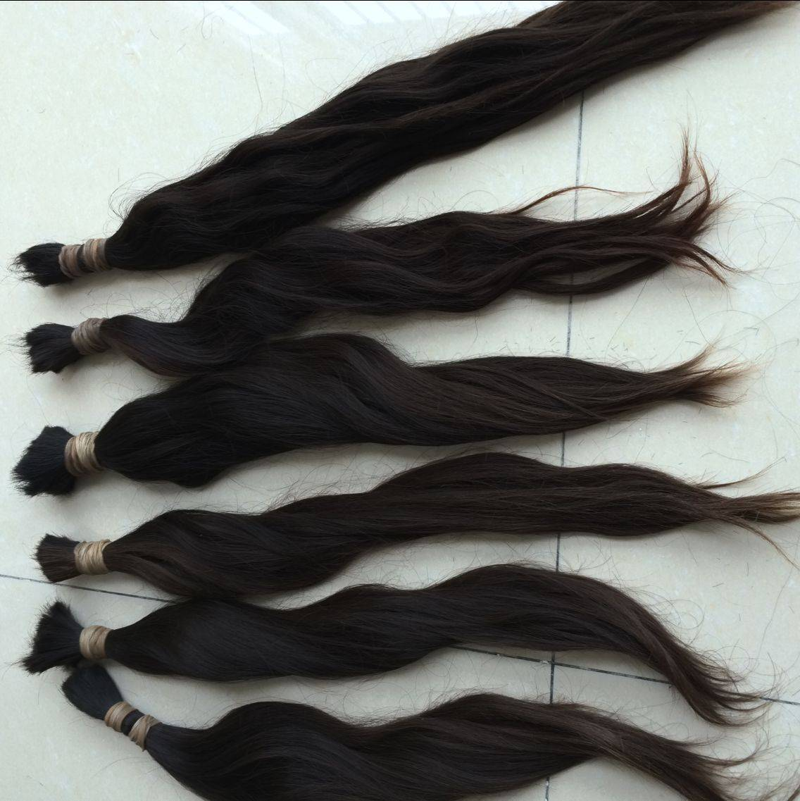 remy brazilian hair bulk natural hair bulk brazilian hair bulk 30 inch cheap 100%human hair bulk