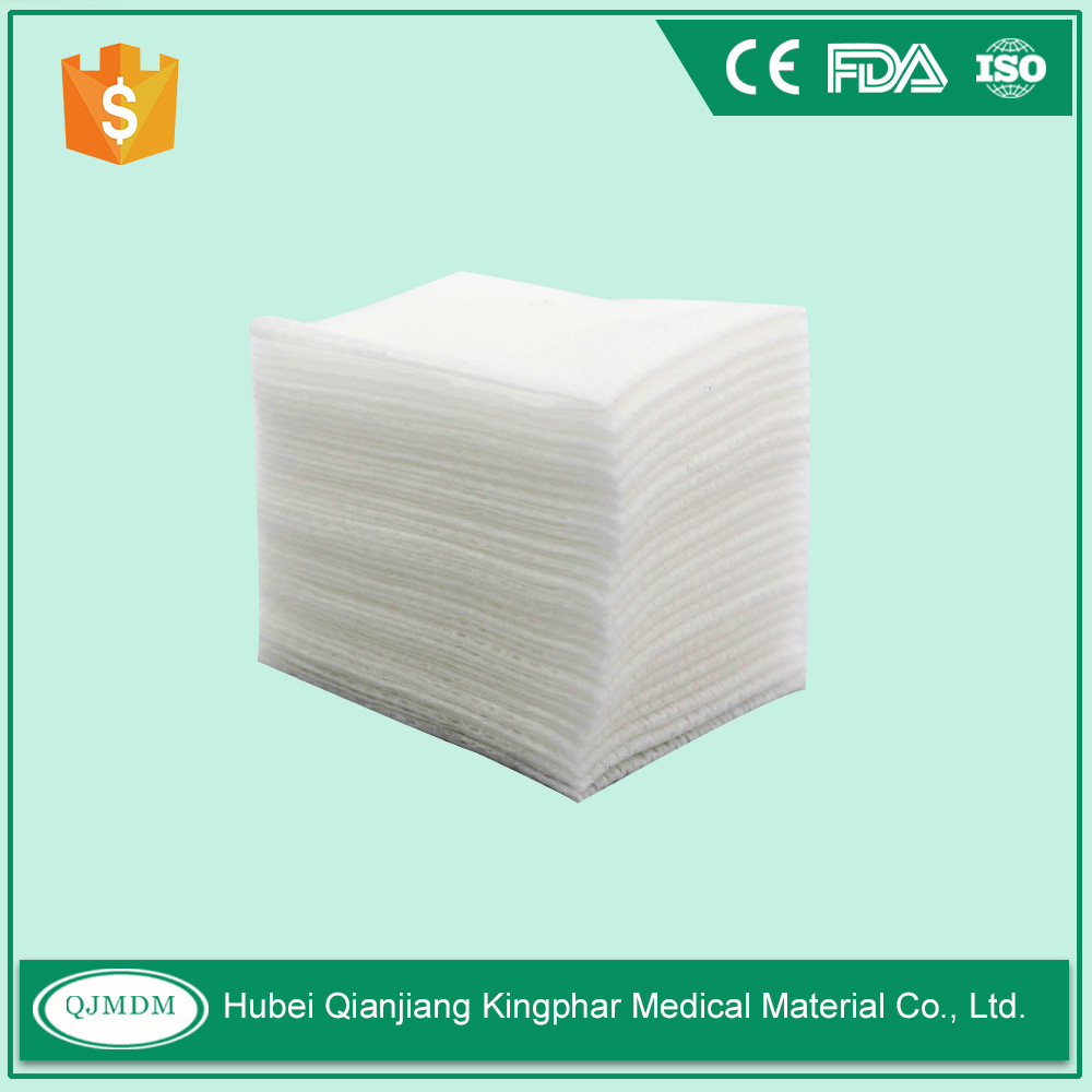 Medical Non Woven Swab For Hospital Use