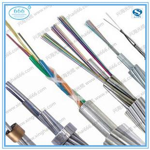 optical electric composite overhead ground wire (OPGW)