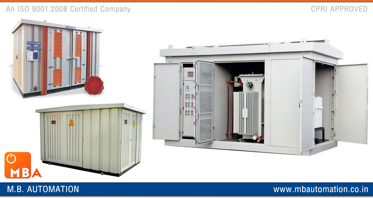 Package Substation / Fully equipped Package Sub-Station
