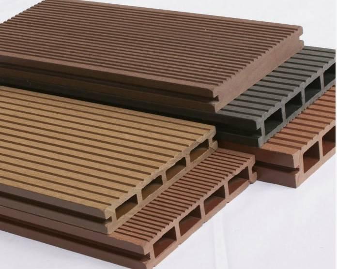 Wood PVC PE Plastic WPC Decking Profiles making machines