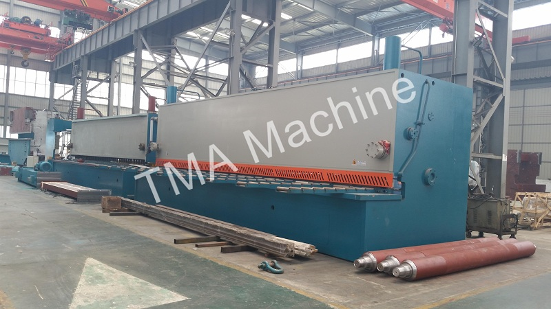 TMA-Professional High Quality Hydraulic Shearing Machine QC12Y