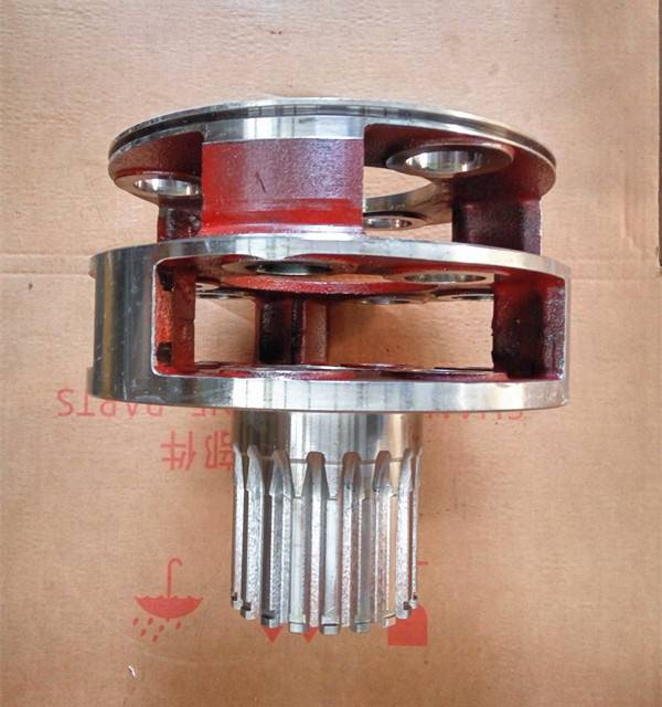 ZF gearbox part for SHANTUI Motor grader parts 16Y-15-00085 Planet Carrier