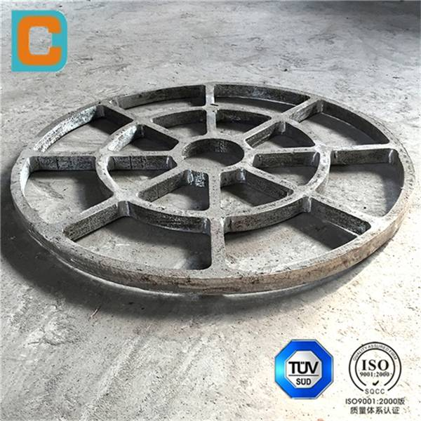 Lost wax casting steel casting for heating furnace made in China