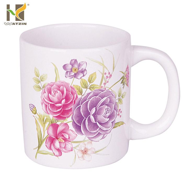 ceramic mug with chef printing on sale