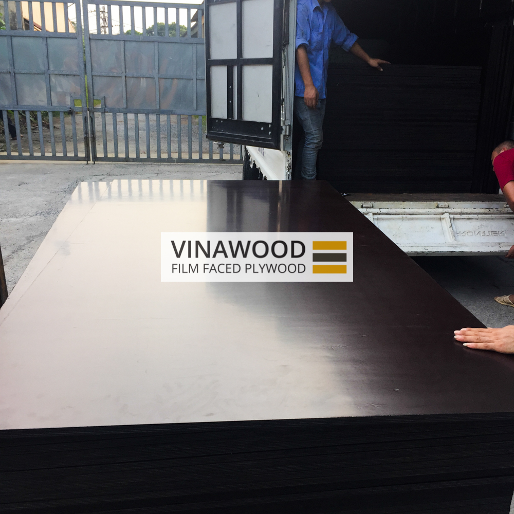 Film Faced Plywood Vietnam Good Price