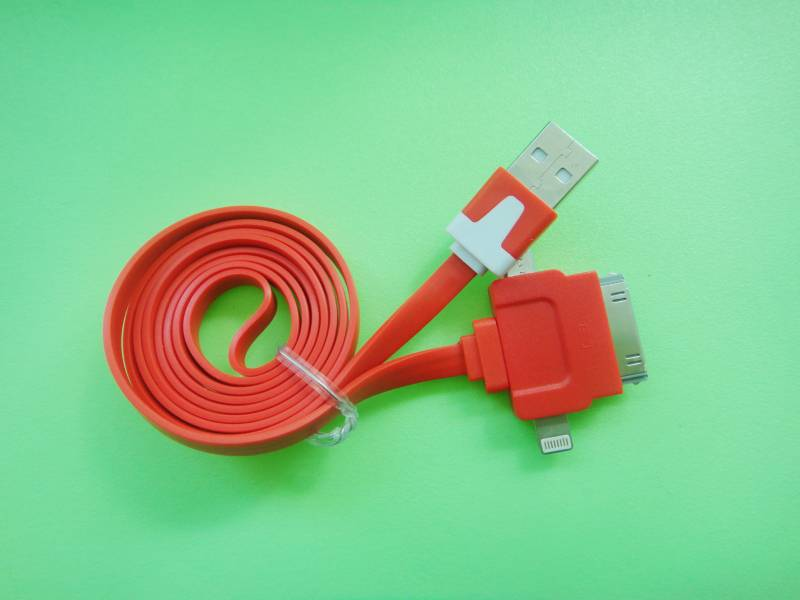 3-in-1 USB data cables GYS-078