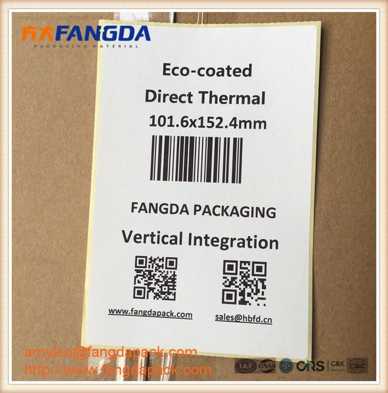 carton label