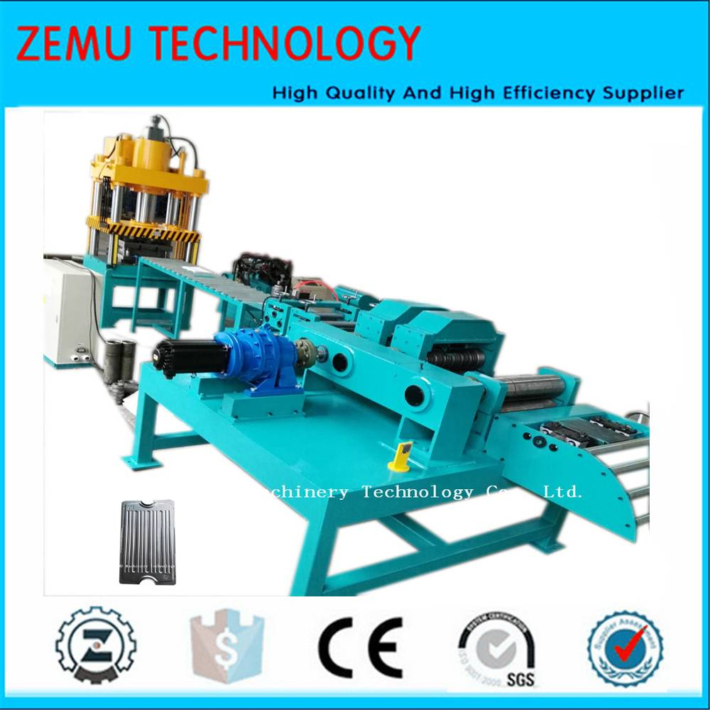 Transformer Radiator machine manufacturers