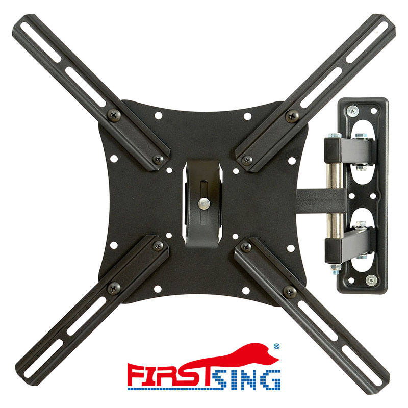 Firstsing Universal Swivel TV Wall Mount Bracket 14 42 inch Extension Arm LED TV up to 400mm