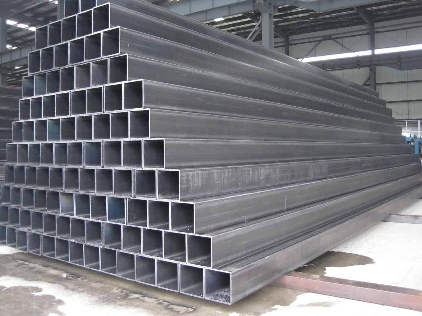 Black square Steel pipe manufacturer in China Dongpengboda