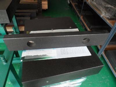 Reasonable price measuring tool precision granite straightedges