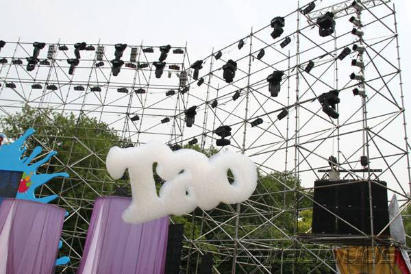 New style large event marquees