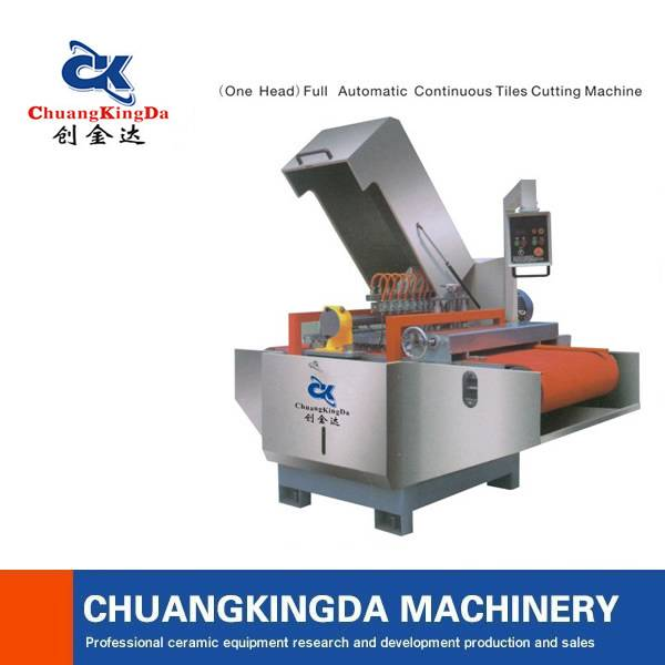 ckd-1/800 full automatic continuous tiles cutting machine