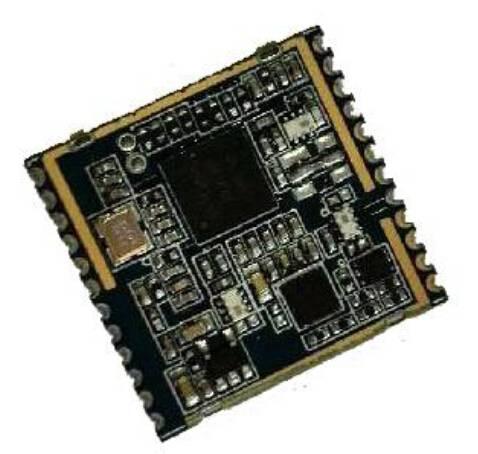 1 port 2m UHF RFID reader module passive