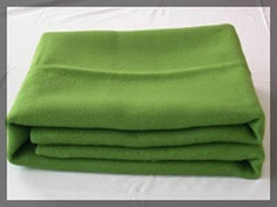 flame retardant polyester airline blanket