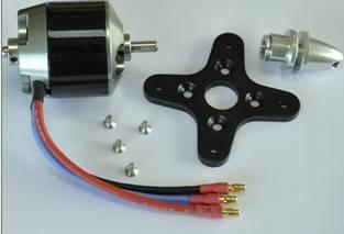 RC 540 Brushless Motor
