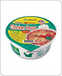 Instant Noodle (Chiken bowl)