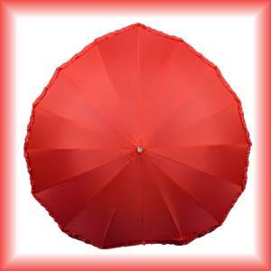 Heart shape umbrella,new design umbrella,fashion wedding umbrella