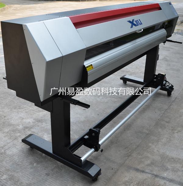 2.6M High Quality Dx5 Head Vinyl Eco Solvent Printer Large Format Printer