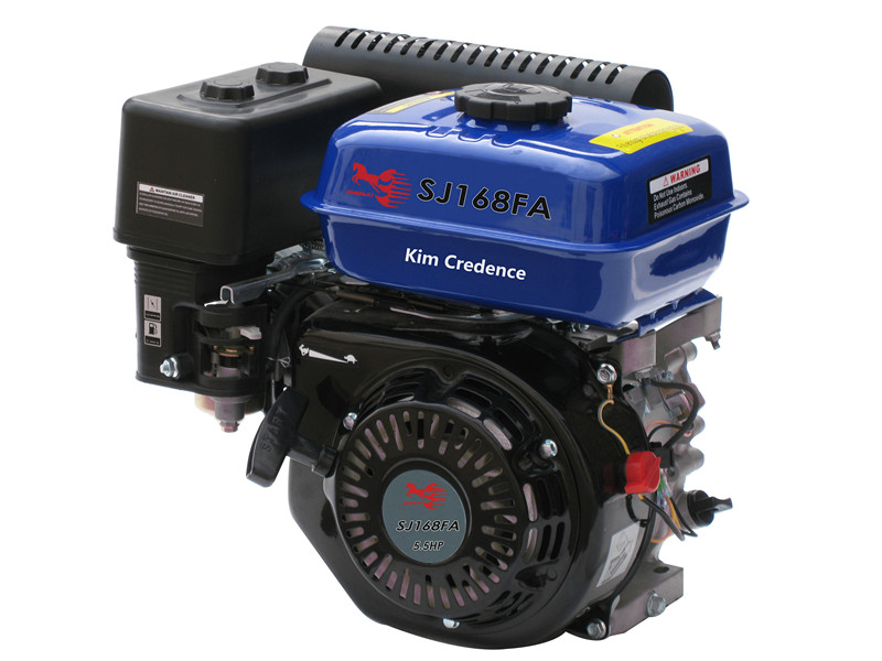 SJ168FA 5.5hp GASOLINE ENGINE with high quality