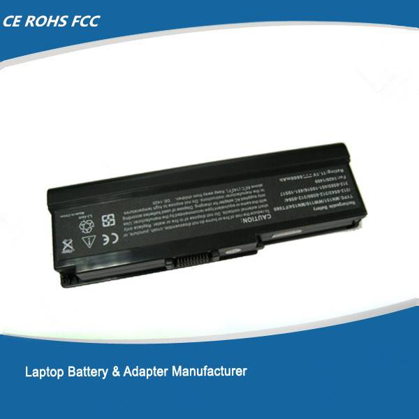 New li-ion laptop battery for Dell 1420 7800mAh