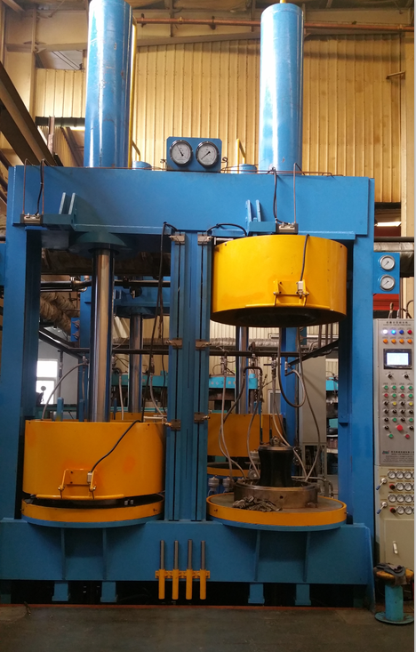 Hydraulic BOM tire vulcanizer curing press