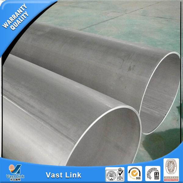 best quality ASTM 347 Stainless Steel welded Pipe/stainless steel welded tube